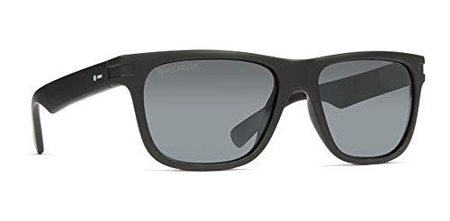 Dot Dash Maplethorpe Polarized Sunglasses,OS,Black/Grey