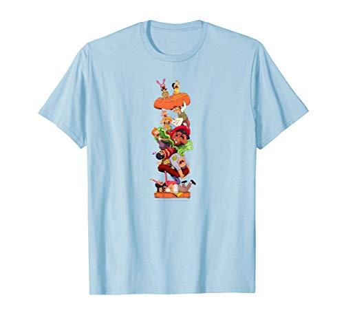 Bob's Burgers Stack T-Shirt