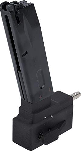 Evike TAPP Airsoft Modular M4 Magazine Compatibility Part for Gas Powered Airsoft Guns (Model: Tokyo Marui/WE-Tech M9)