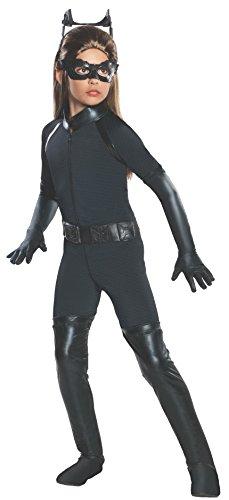 Batman Dark Knight Rises Child's Deluxe Catwoman Costume - Small