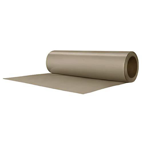 Tough Grade 8.5' Tan RV Fiberglass/Filon Siding and Roofing (10 Foot)