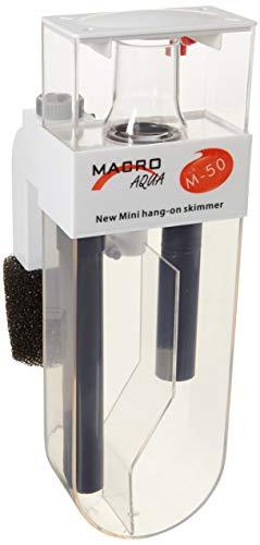 Macro Aqua M-50 Mini Hang-on External Protein Skimmer, 60 Gallon