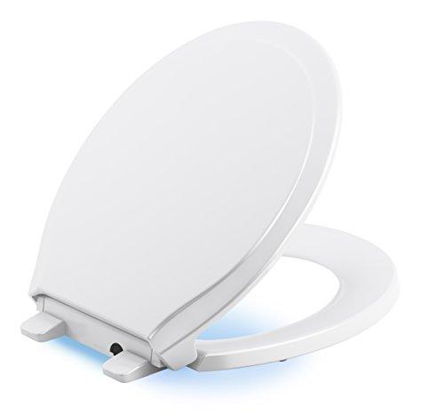 Kohler 78059-0 Rutledge Toilet seat, White