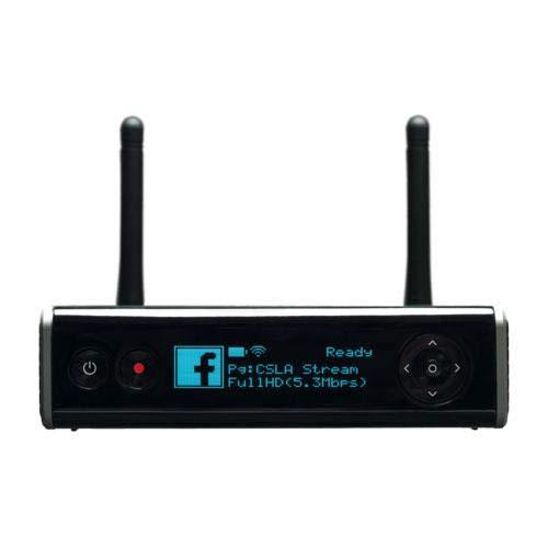 Teradek VidiU Go AVC/HEVC 3G-SDI/HDMI Bonding Encoder, Standalone