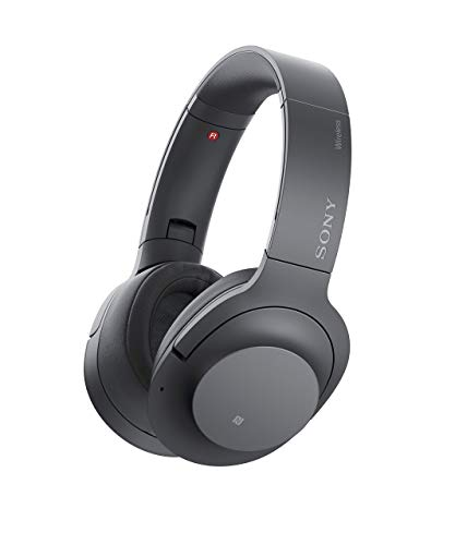 Sony WH-H900N h.Ear on 2 Wireless Over-Ear Noise Cancelling High Resolution Headphones (Black/Grey) (Renewed)