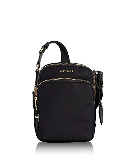TUMI - Voyageur Ruma Crossbody Bag - Over Shoulder Satchel for Women - Black