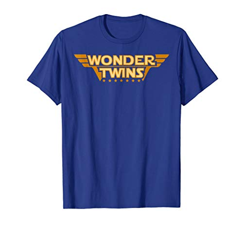 Wonder Twins Funny Matching Brother Sister Siblings T-shirt