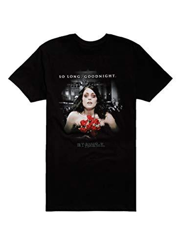 Hot Topic My Chemical Romance Helena T-Shirt Black