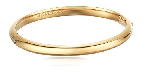 Kate Spade New York Idiom Bangles Bridesmaid Hinged Bangle Gold One Size