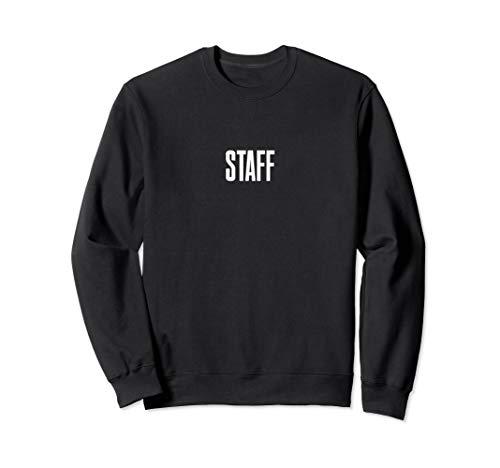 Justin Bieber Official Purpose Tour Staff Dateback Sweatshirt