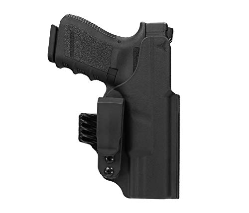 Blade-Tech Ultimate Klipt Holster - IWB Ambidextrous Holster for 1911, Glock, H&K, Sig, Springfield, S&W and STI (Glock / 43/43x)
