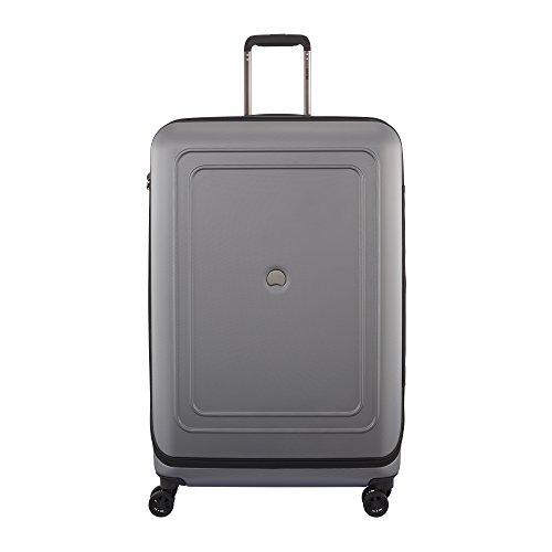 DELSEY Paris Cruise Lite Hardside 29 inch Expandable Spinner Suitcase with Lock, Platinum, One Size