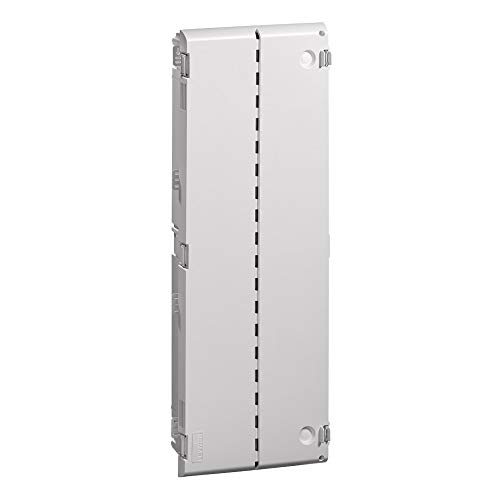 Leviton 49605-42P 42' Wireless Structured Media Center with Vented Hinged Door, White