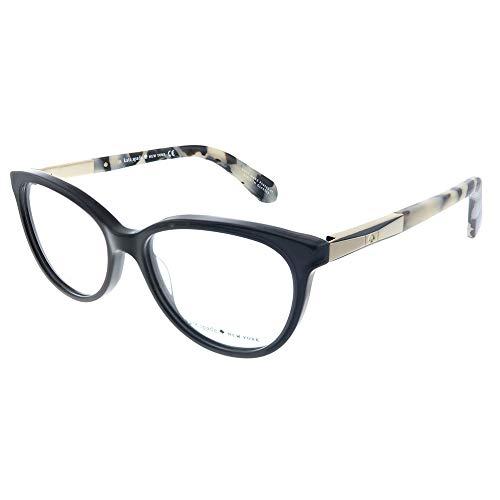 Kate Spade Kassia 0ANW Black Gold Eyeglasses