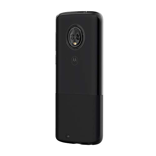 Incipio NGP Moto G6 Case with Translucent, Shock-Absorbing Polymer Material for Moto G6 - Smoke