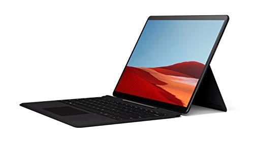 Microsoft Surface Pro X – 13' Touch-Screen –SQ1 - 16GB Memory - 512GB Solid State Drive – WIFI + 4G LTE – Matte Black (MJU-00001)