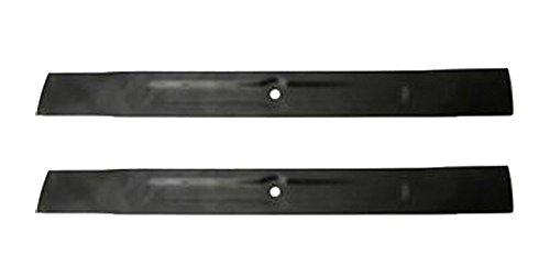 Black and Decker 2 Pack of Genuine OEM Replacement Mower Blades 90560298-01-2PK