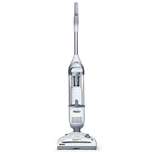 Shark Navigator Freestyle Upright Stick Cordless Bagless Vacuum for Carpet, Hard Floor and Pet with XL Dust Cup and 2-Speed Brushroll (SV1106), White/Grey