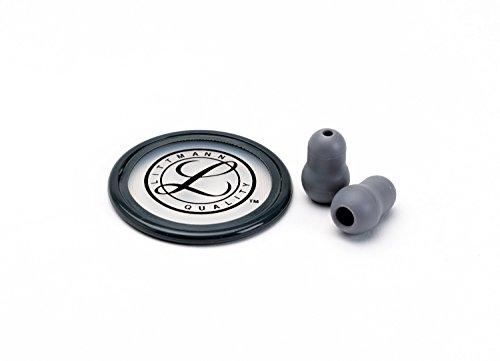 3M Littmann Stethoscope Spare Parts Kit, Master Classic, Grey, 40023