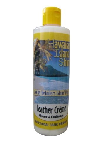 Hawaiian Island Shine 420 Leather Creme - 16 oz.