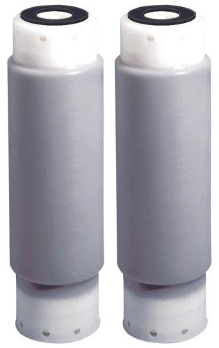 3M Aqua-Pure AP1 Whole House Standard Sump Replacement Water Filter Drop-in Cartridge AP117NP, 5541731, 2 Per Case, 1-(Pack), Gray