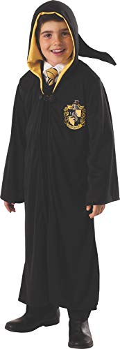 Rubie's Costume Harry Potter Deathly Hallows Child's Hufflepuff Robe, One Color, Medium
