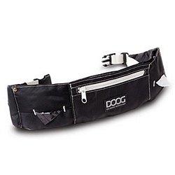 Pet Palette Doog Walkie Belt, Black W/Hand