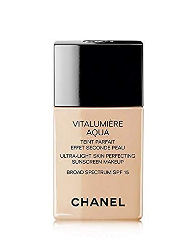 Chanel Vitalumiere Aqua Ultra Light Skin Perfecting Makeup SPF 15-30 ml, No.40 Beige