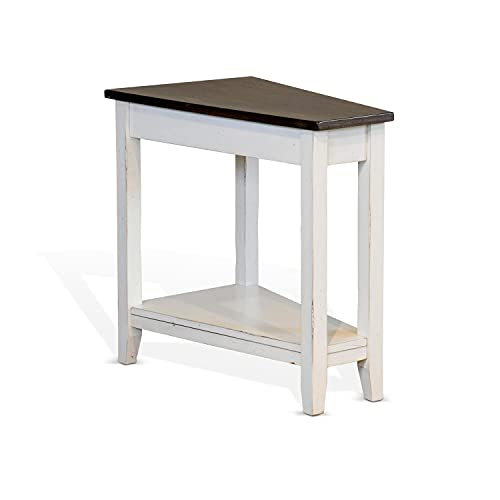 Sunny Designs Carriage House Chair Side Table