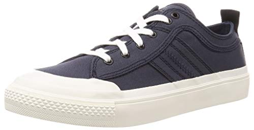 Diesel mens Astico S-astico Low Lace - Sneaker, Blue, 10 US