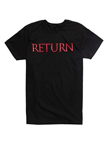 Hot Topic My Chemical Romance Return T-Shirt Black
