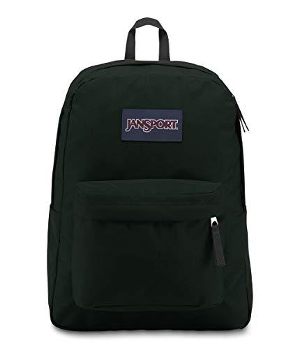 JanSport - Superbreak Classics Backpack, Pine-Grove/Green, One Size
