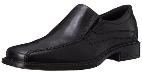 ECCO Men's New Jersey Loafer, Black, 43 EU (US Men's 9-9.5 M)