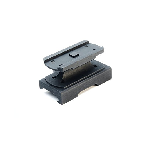 Larue Tactical LT751 Rail Mount for Aimpoint Micro T1, T2, H1, H2 Red Dot Sight Optics (Vectored Force Zero)