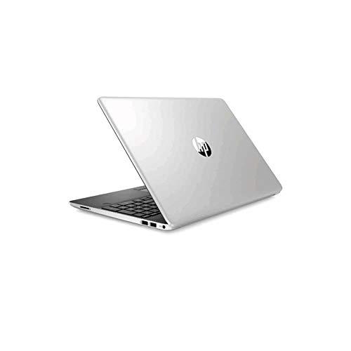 HP 15 Laptop, 15.6' HD Display, Intel Core I5-8265U, Intel UHD Graphics, 8GB, 256GB SSD, Natural Silver