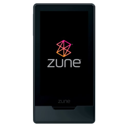 Zune HD 64 GB Video MP3 Player Black (Discontinued by Manufacturer)