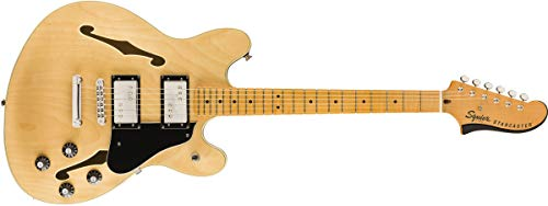Squier Classic Vibe Starcaster - Maple Fingerboard - Natural