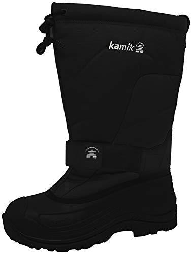 Kamik Men's Greenbay4 Boot,Black,8 M US