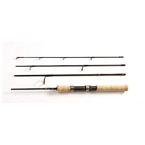 Daiwa SMD564ULFS 1-4 lb Test Rod, Brown
