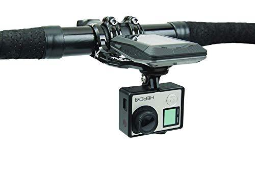 K-Edge Wahoo ELEMNT Combo Handlebar Mount 31.8mm Black