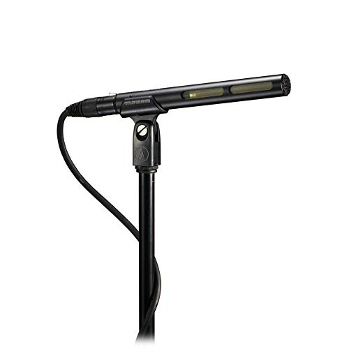 Audio-Technica AT875R Line/Gradient Shotgun Condenser Microphone