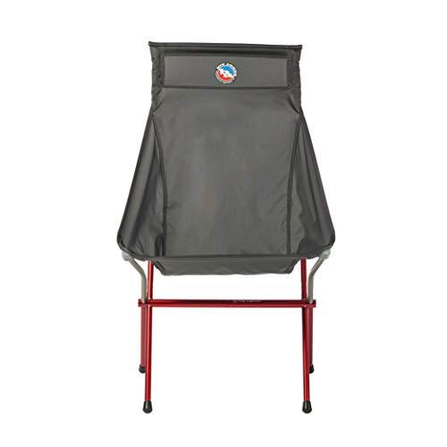 Big Agnes Inc Agnes Big Six Chair, Asphalt Camp Furniture, One Size