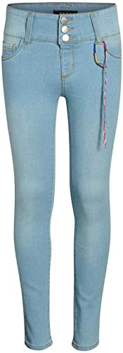 DKNY Girls Super Soft Stretch Skinny Denim Jeans, Ludlow, Size 10'
