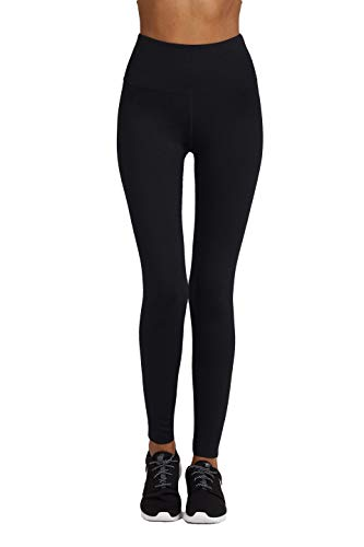 Noli Yoga High Rise Legging (Black, Small)