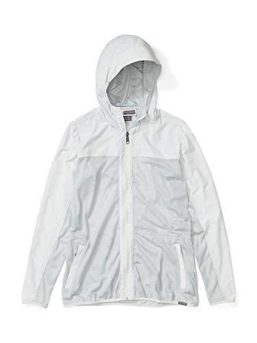 ExOfficio Women's BugsAway Damselfly Jacket, Platinum, X-Large