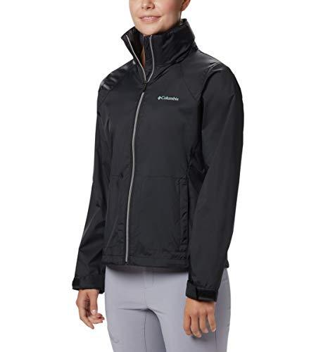 Columbia Women's Switchback III Jacket, Black, Small