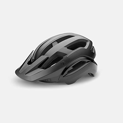 Giro Manifest Spherical Adult Mountain Bike Helmet - Matte Black, Medium (55–59 cm)