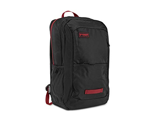 TIMBUK2 Parkside Laptop Backpack, Black/Red Devil