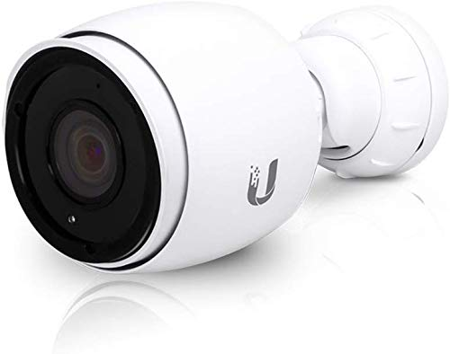 Ubiquiti Networks Network Surveillance Camera - Outdoor - Weatherproof - Color (Day&Night) - 1920 x 1080-1080p - Motorized - Audio - LAN 10/100 - H.264 - PoE Plus