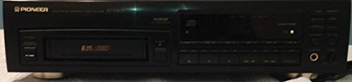 Pioneer Multi-play Compact Disc Player PD-M603